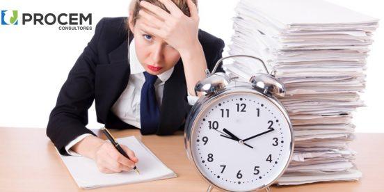 Sigue estos consejos para que te alcance el tiempo